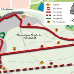 Streckenplan 2012