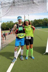 100 Meilen von Berlin - Der Finisher Andreas Haverkamp aus Bielefeld