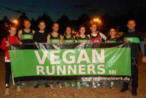 VEGAN RUNNERS BBI Banner