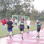 Zwei Vegan Runners beim Pankower Paarlauf: