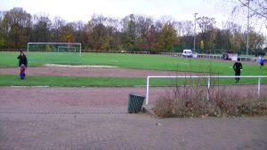 Sportplatz der Stolpertruppe